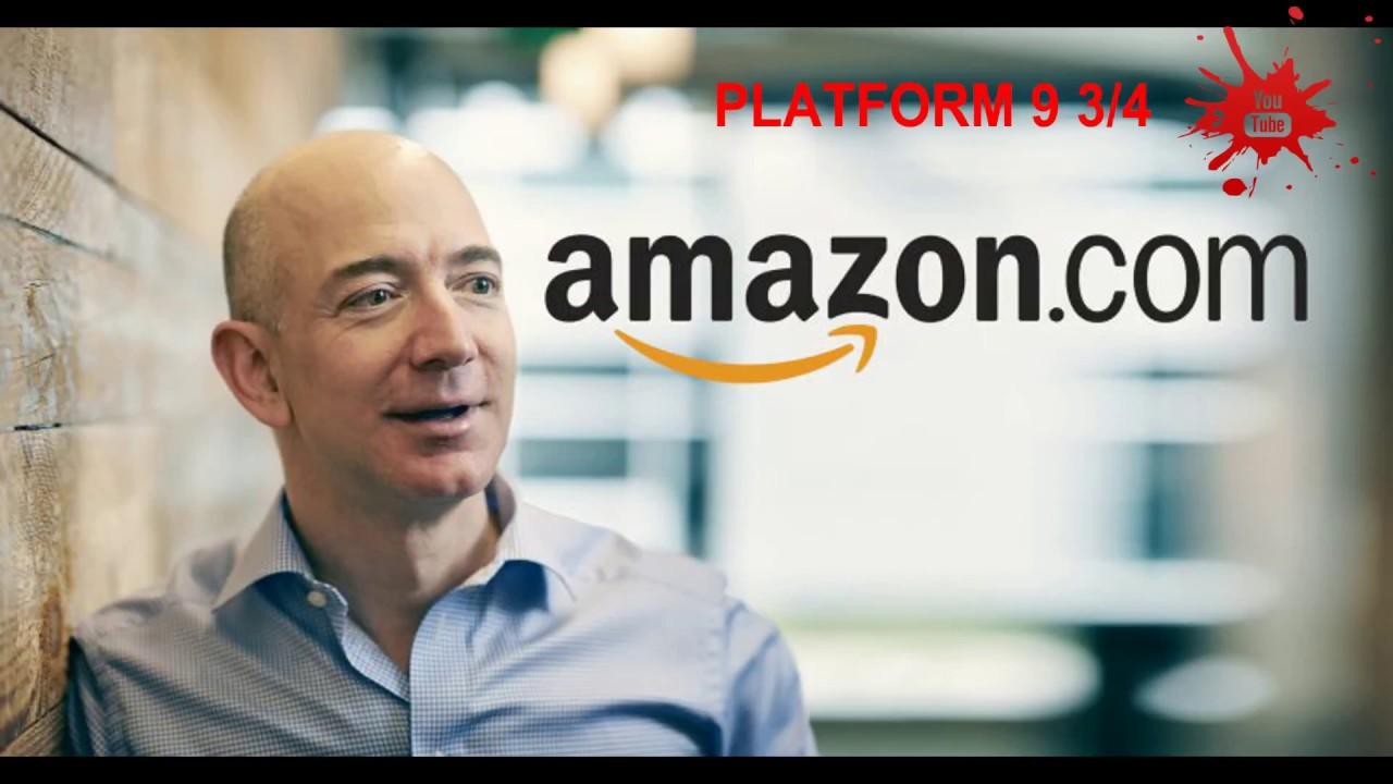 O Homem Que Ultrapassou Bill Gates A Vida De Jeff Bezos Youtube