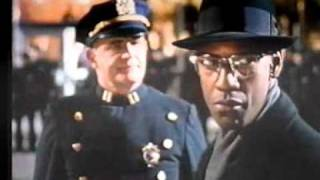 MALCOLM X (1992) Con Denzel Washington - Trailer Cinematografico