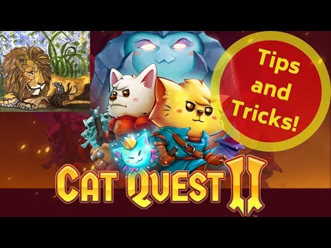 Cat Quest II: Tips And Tricks