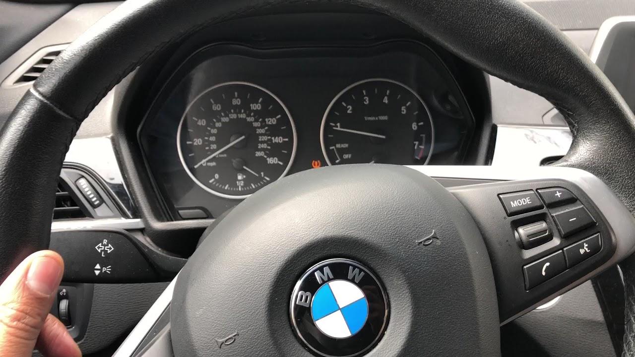Bmw X1 X2 X3 X4 X5 X6 Steering Wheel Adjust Raise And