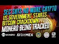US Government Bitcoin attack has STARTED  SEC prosecuting ...