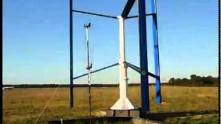 Eastern Wind Power Sky Farm 50kW Wind Turbine Test