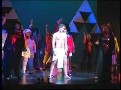 Joseph door Musicalgroep de Amerberg in theater de Flint 2005