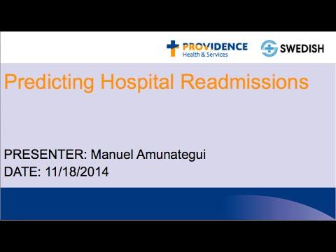 Predicting Hospital Readmissions