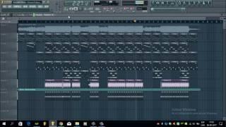 FLP Remake Instrumental Bebe - Ozuna Ft Anuel AA (JaimeBeatz)