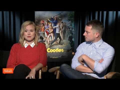 Exclusive : Alison Pill And Elijah Wood Talk Cooties HD