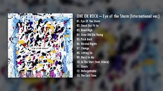 ONE OK ROCK - Eye of the Storm (Full Album)
