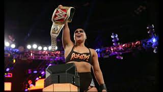 New Raw Women's Champion Ronda Rousey to make UK debut for WWE at O2 Arena
