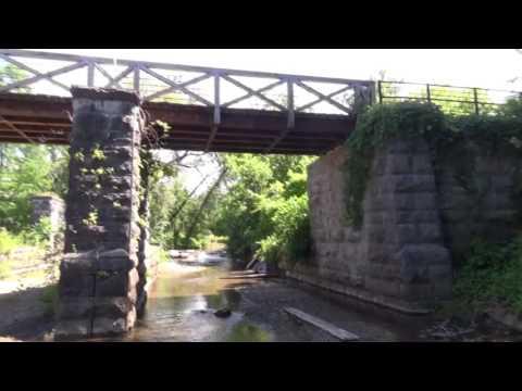 A Tour of the Centerport Aqueduct, Weedsport, NY