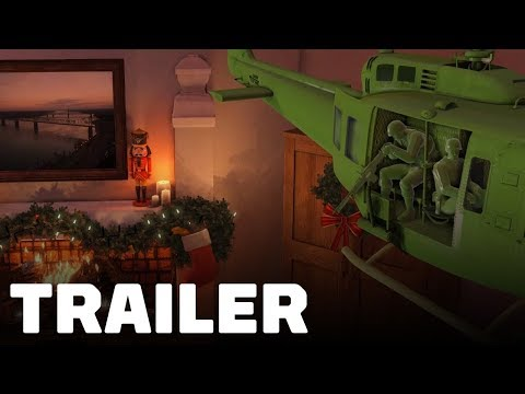 Rising Storm 2: Vietnam – Green Army Men Christmas Special Trailer
