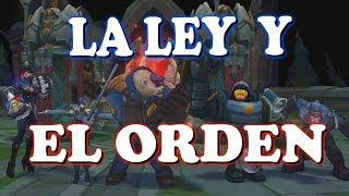 LA LEY Y EL ORDEN EN LOL con el MORROCRUX