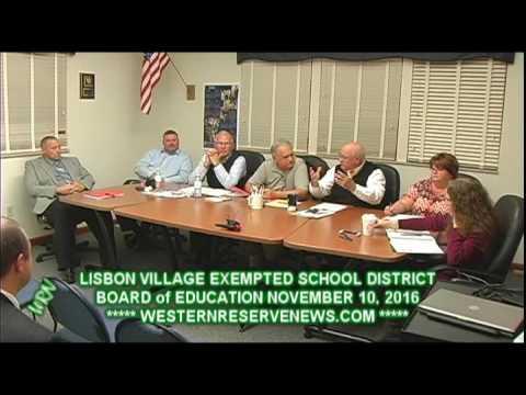LISBON SCHOOLS SPORTS UPDATE