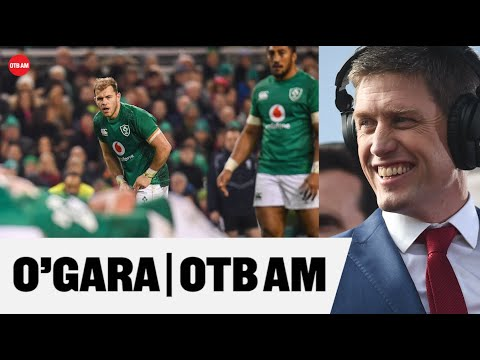 Why I'm excited by Ireland | Benching Cooney | Taking risks | Ronan O'Gara