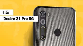 htc Desire 21 Pro 5G - Price | Look | Launch Date and all features in hindi