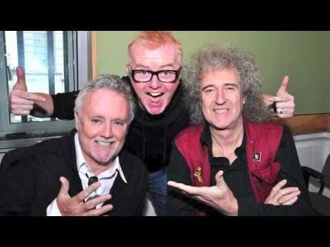 Brian May & Roger Taylor - Pt 2 - Chris Evans Breakfast Show 27 May 2011