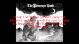 The Primrose Path - The War