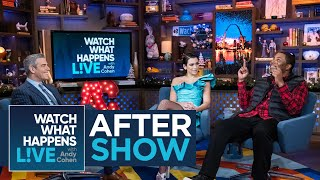 After Show: Dua Lipa Isn't About The Taylor Swift, Kanye West Drama | WWHL Video