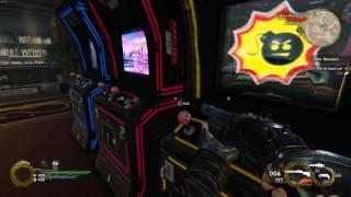Shadow Warrior 2 Serious Sam machine