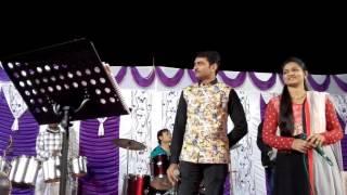Sanjay & alpa patel with ashok mania