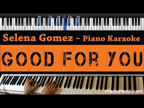Selena Gomez - Good for You (No A$AP Rocky...