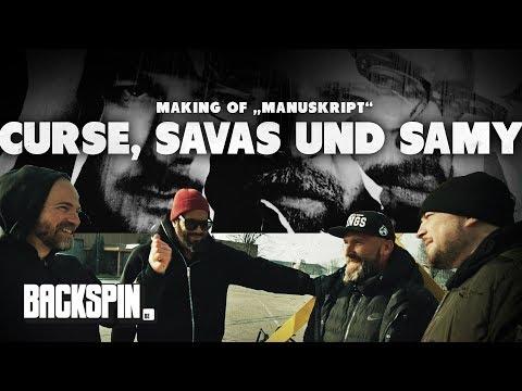 "Curse, Kool Savas und Samy Deluxe: Making Of ""Manuskript"""