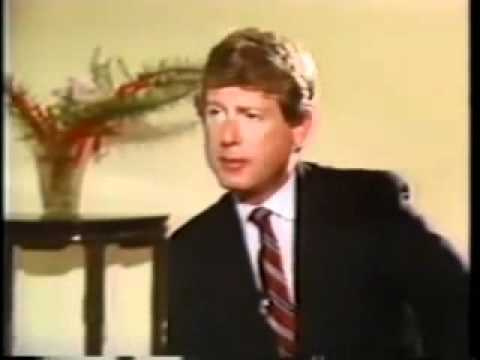 Ferdinand Marcos interview on ABC's Nightline (April 1986)