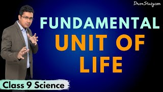 Fundamental Unit of Life - Plasma Membrane : Chapter 5: CBSE Class 9 Science