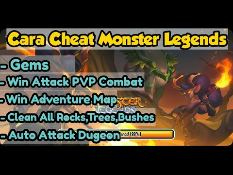 hack monster legends bằng cheat engine - Cara Cheat Monster Legends Dijamin Work   Monster Legends