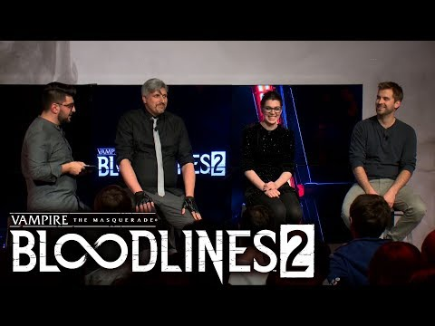 Bloodlines 2 – Announcement Keynote
