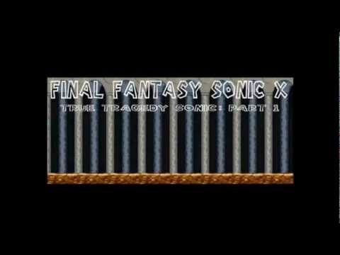 Final Fantasy Sonic X4 intro Budokai 2