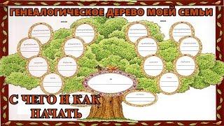 Как составить генеалогическое дерево cмотреть видео онлайн бесплатно в высоком качестве - HDVIDEO