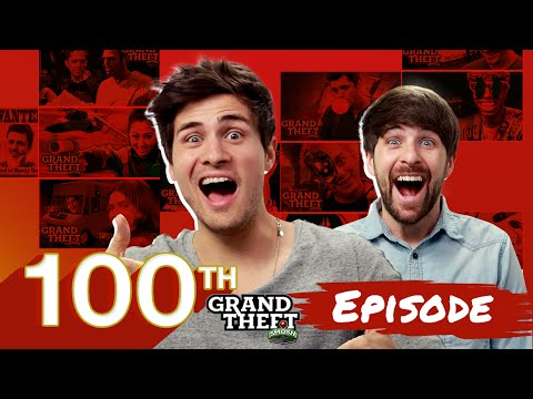 100th EPISODE HOOKER RACE! (Grand Theft Smosh)