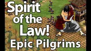 AoE2 Pilgrims feat. Spirit Of The Law Cocast!