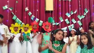 14 August Sunday school ministry program...