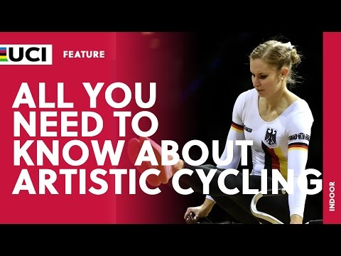 All you need to know about Artistic Cycling