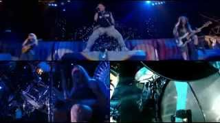 Iron Maiden - The Final Frontier - En Vivo!