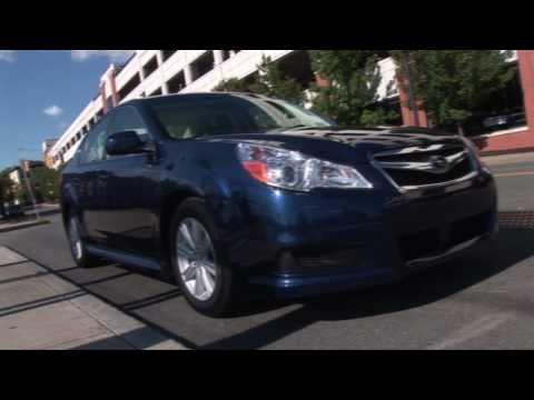 2010 Subaru Legacy 2.5i - Drive Time Review   TestDriveNow