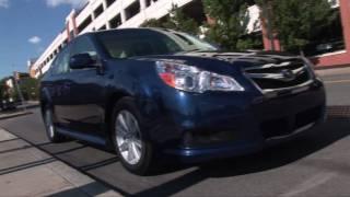 2010 Subaru Legacy Videos
