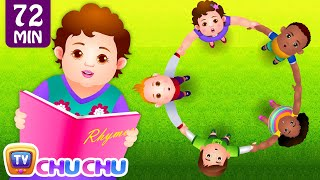 Ringa Ringa Roses  Ring Around The Rosie  & Many More Nursery Rhymes & Songs For Children | Chuchutv
