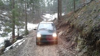 Microcar off-road
