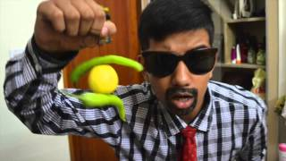 Hapshi channel: chaar kilo totka (chaar bottle vodka parody) | official music video