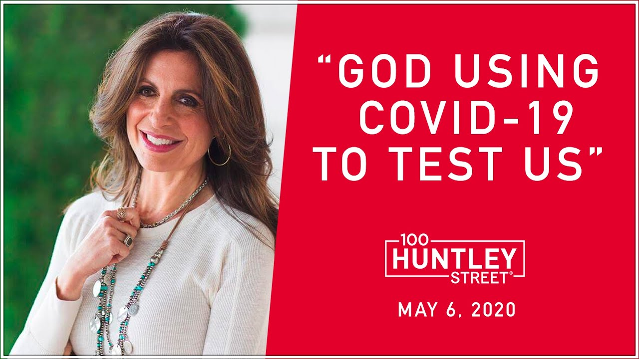 Coronavirus: Faith in Jesus & Growing Stronger during Quarantine - Lisa Bevere