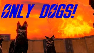 PLAY AS A DOG| Fallout 4 mod
