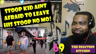6IX9INE- PUNANI (Official Music Video)(DOES HE HAVE ANOTHER HIT??) THE REACTION KITCHEN!!!