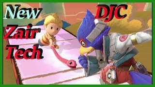 Lucas Guide on New Double Jump Cancel Zair Tech in Super Smash Bros. Ultimate (Gameplay Guide)