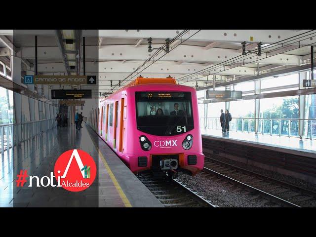 NotiAlcades: Ofrecen alternativa de transporte a afectados de Línea 12 para viajar con todo y bici