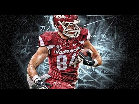"Hunter Henry - ""The Best Tight End In The Country"" -Ultimate Freshman/Sophomore Highlights"