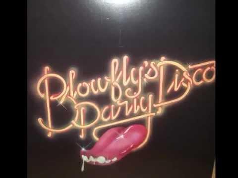BLOWFLY - WHO DID I EAT LAST NIGHT