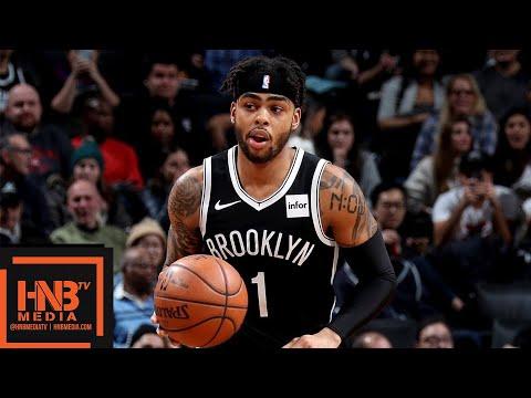 Brooklyn Nets vs Atlanta Hawks Full Game Highlights | 01/09/2019 NBA Season