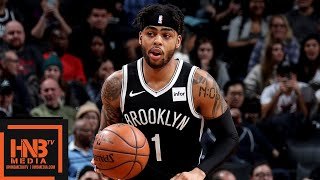 Brooklyn Nets vs Atlanta Hawks Full Game Highlights | 01/09/2019 NBA Season